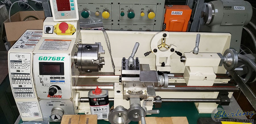 Used Grizzly Lathe