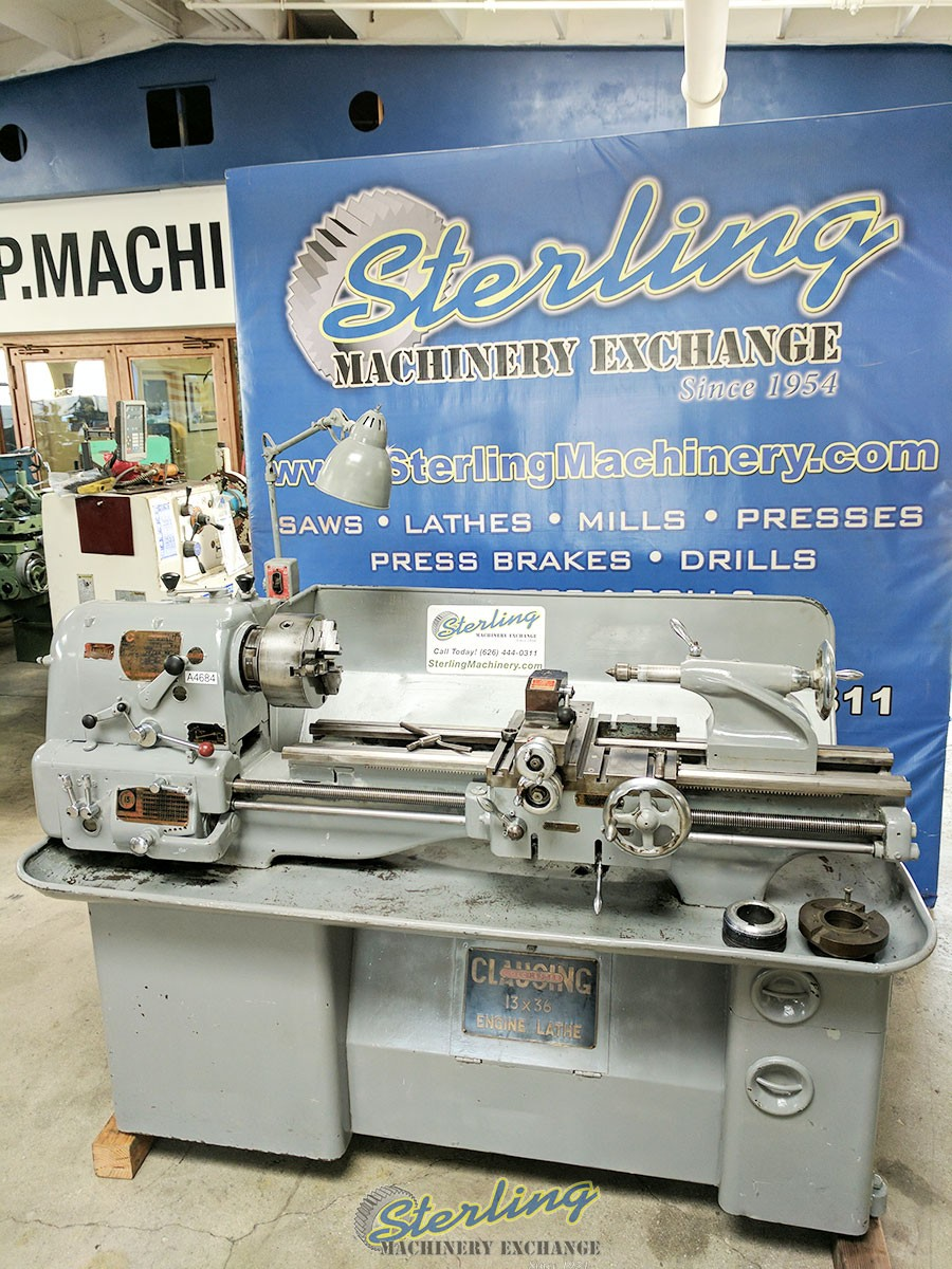 Clausing Colchester Lathe Manual