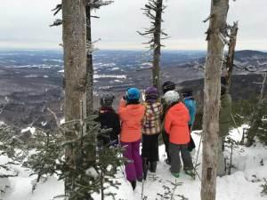 skiing in vermont near Sterling Ridge Resort