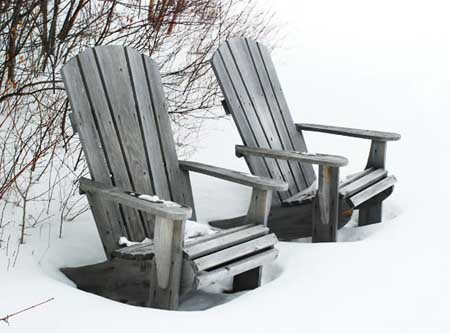 Read more about the article Winter in Vermont!