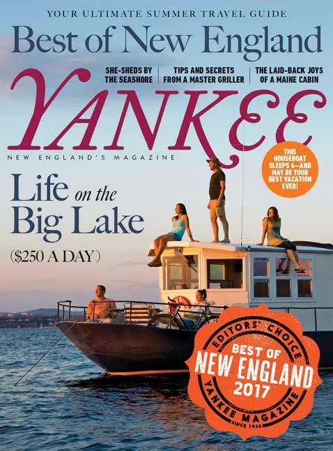Best rustic retreat new england - Yankee Magazine