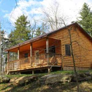 sterling ridge family cabin