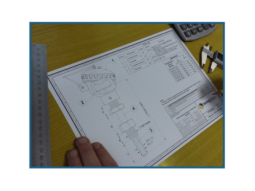 small resolution of variety of technical drawings for thermocouple and rtd sensors