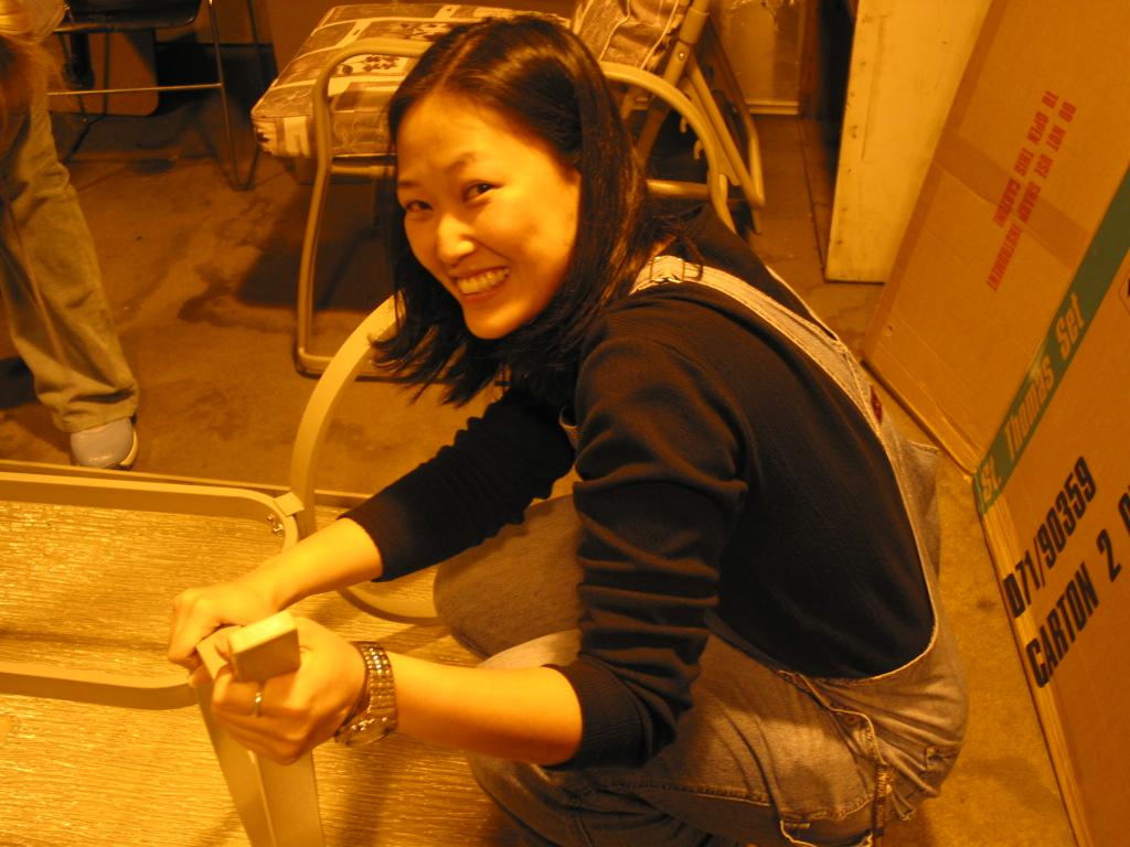 Jeannie Kim at USC
