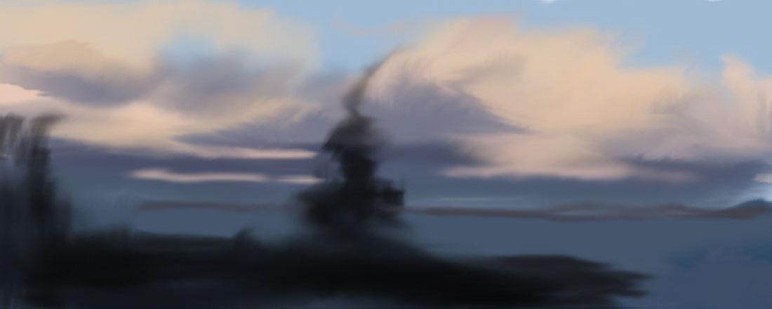 digital photoshop painting