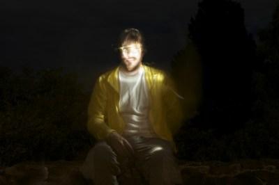 long exposure flash light illumination