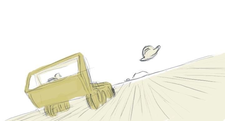 fallingcommet