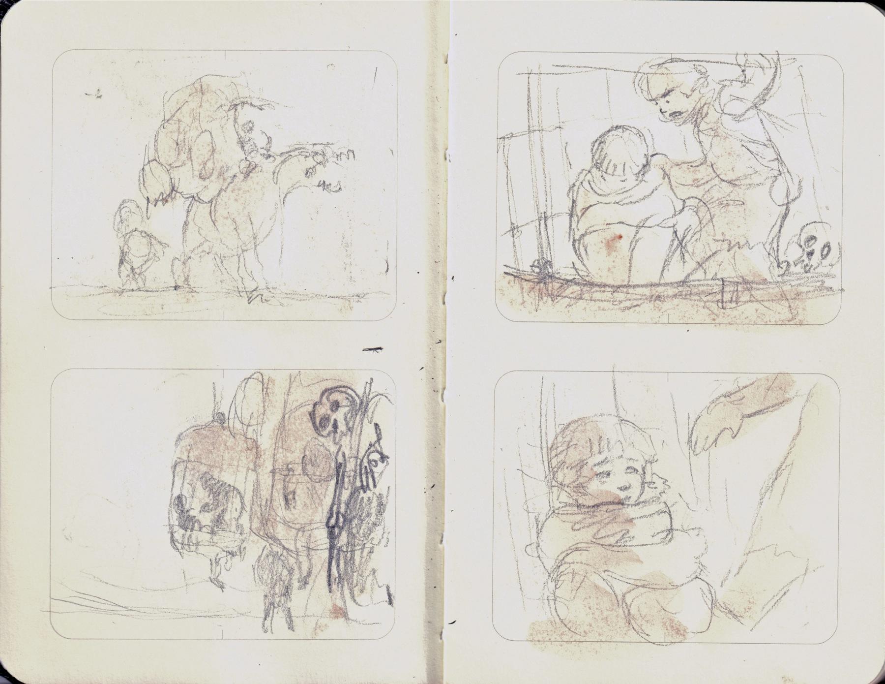 prison storyboards