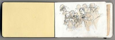 Sterling Sketchbook