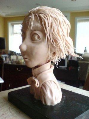 sculpt head