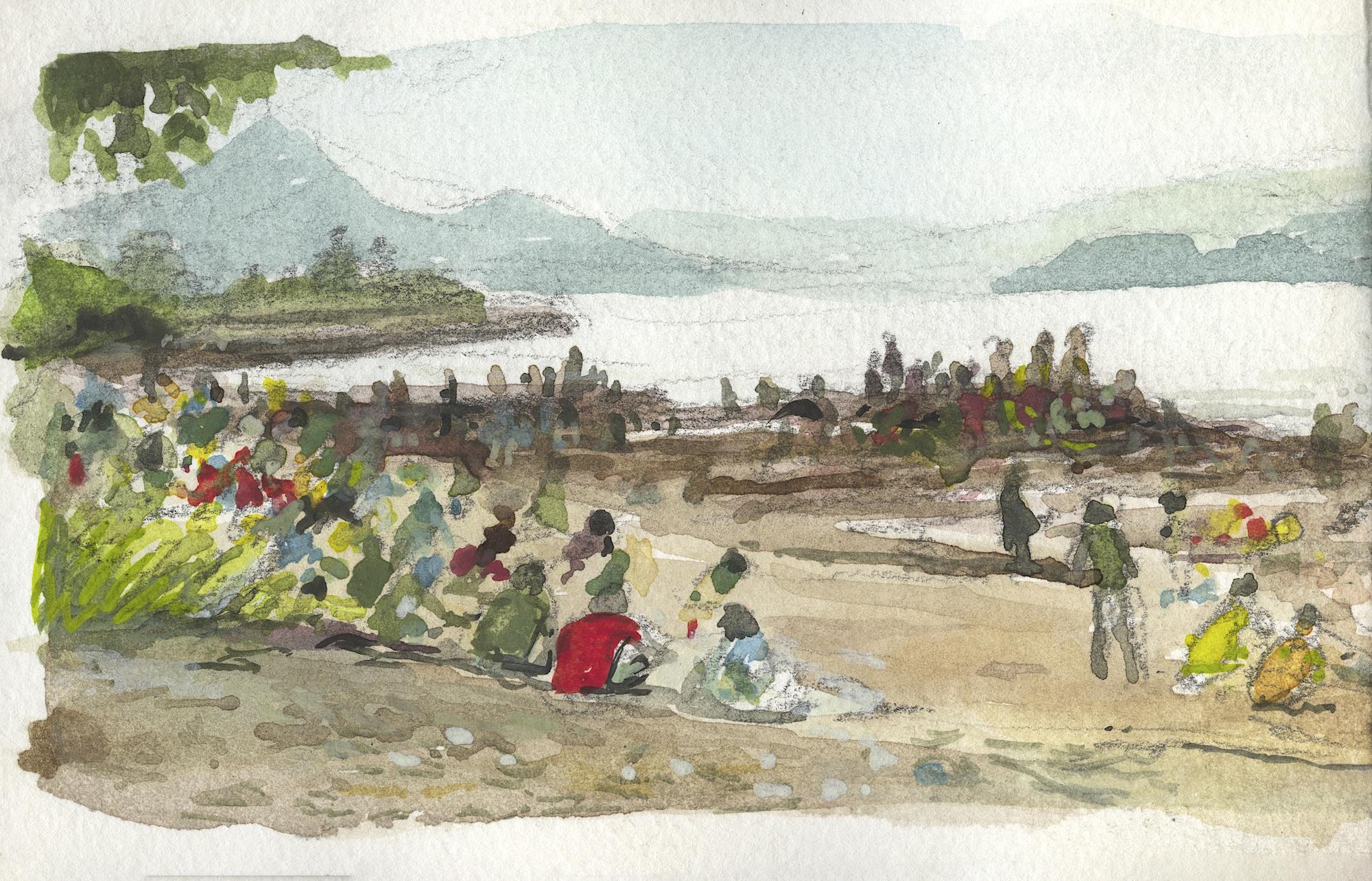wu kai sha beach