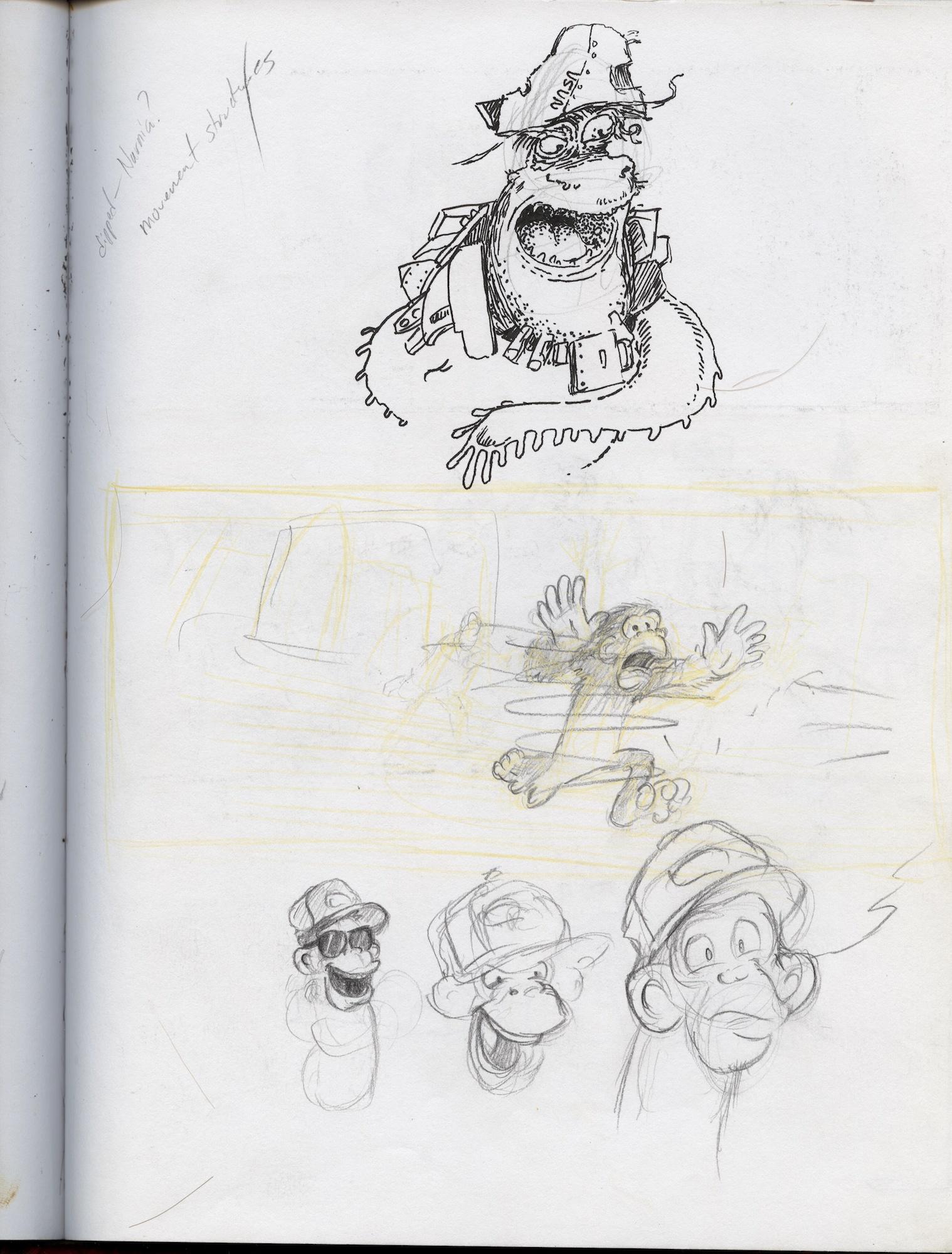 chimps designs
