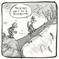 Dick & Don Cartoon