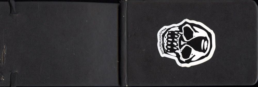 2020 sketchbook cover