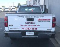 Pickup Truck Rental -  Ton, Louisville KY