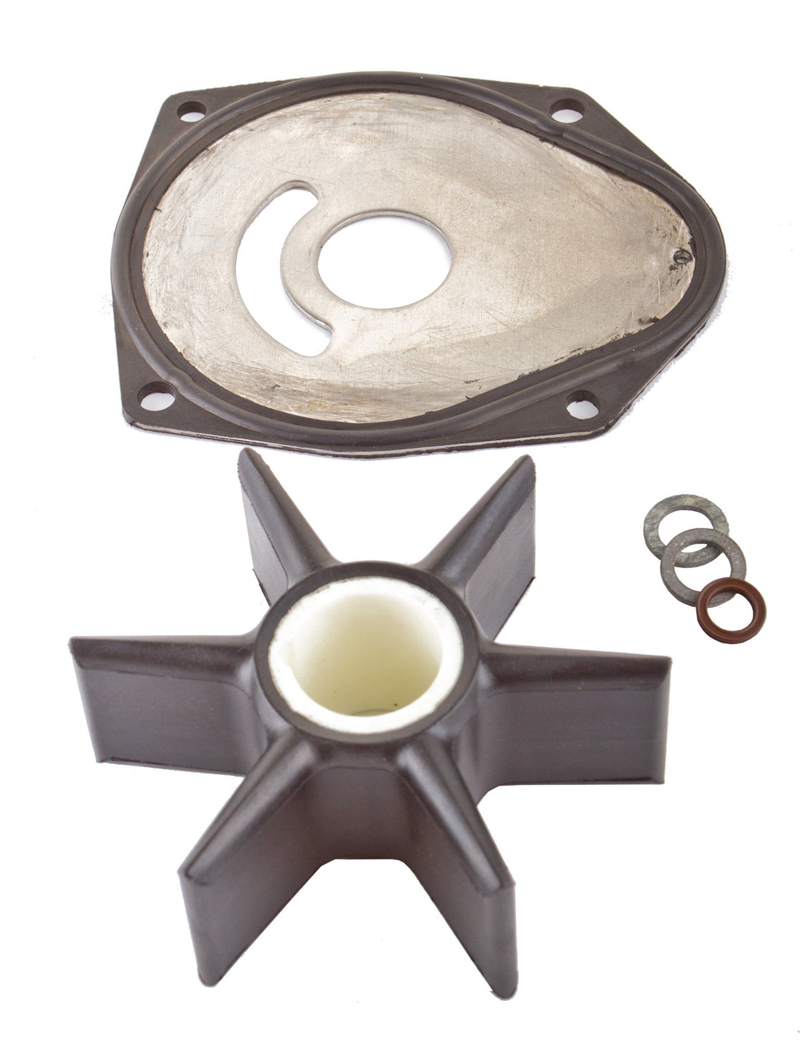 medium resolution of alpha one outdrive impeller replacement