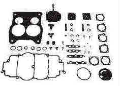 OMC carburetor kit *Rebuild Chevy-Volvo-Ford engines