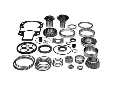 Mercruiser gear set upper gearcase rebuild kit