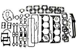 Mercruiser engine overhaul gasket sets