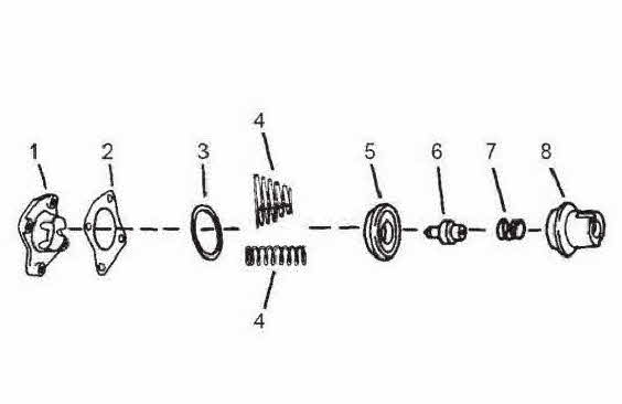 Johnson outboard thermostat kits