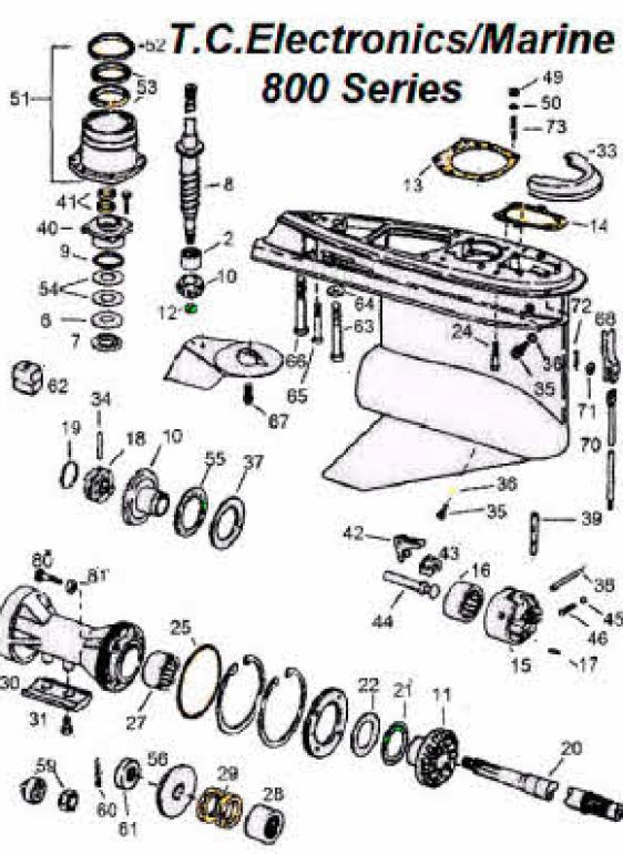 omc ford 2 3 engine diagram