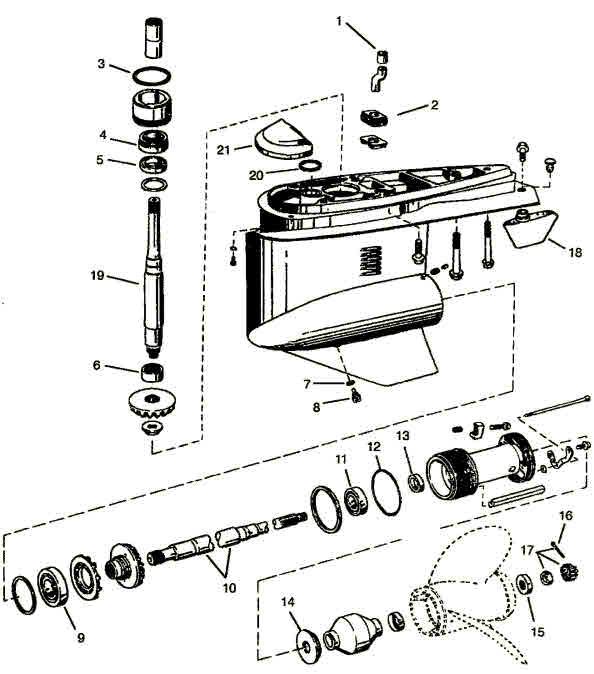 Omc Schematic Diagrams