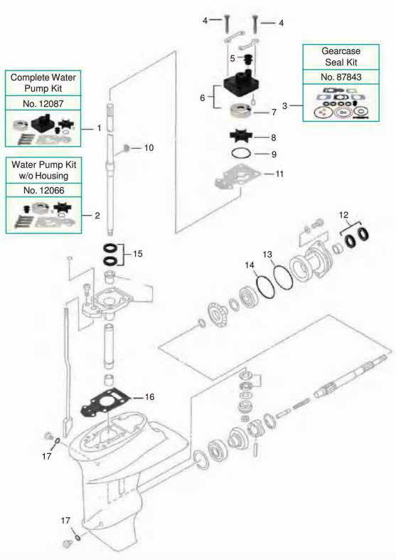 Yamaha 9 9 Water Pump Diagram : 29 Wiring Diagram Images