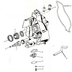 Mercruiser Thunderbolt Ignition Wiring Diagram Cooper 4 Way Switch 5 7 | Get Free Image About
