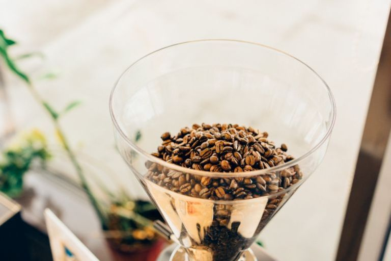 Kaffeemühle Kegelmahlwerk-1