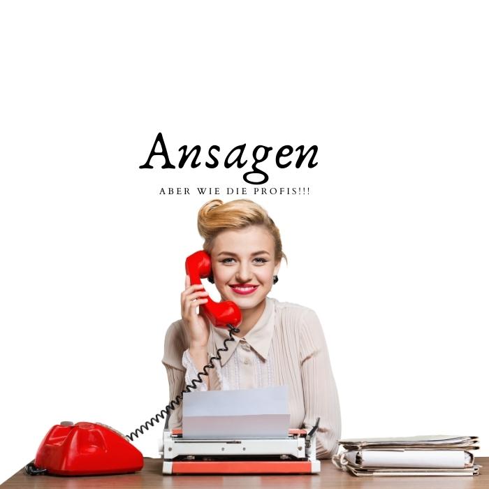 Ansagetext / Ansagetexte / Telefonansagetexte / Musik in Freiburg