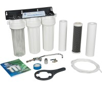 3 Stage Water Filtration System