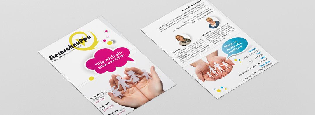 SternschnuPpe – die ambulante Kinderkrankenpflege