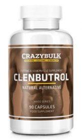 Legal Clenbuterol - Crazybulk