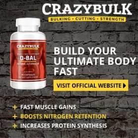 Crazybulk D-Bal ad