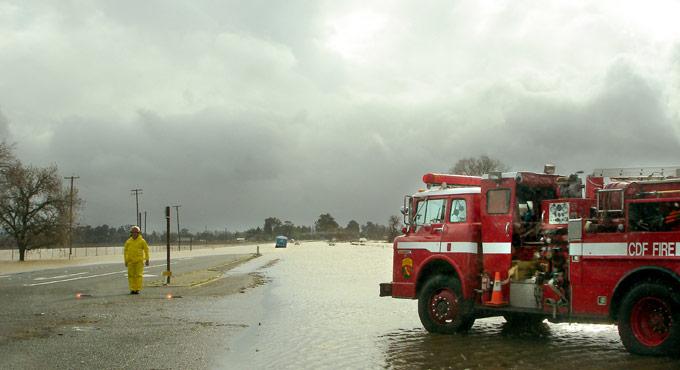 napa flood