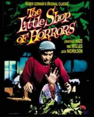 Public Domain Movie: The Little Shop of Horrors (1960)