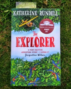The Explorer: top ten books for children and young adults 2018