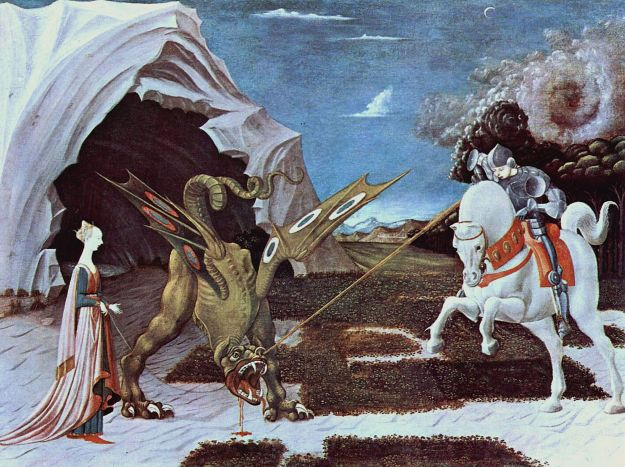 Image: St George and the Dragon