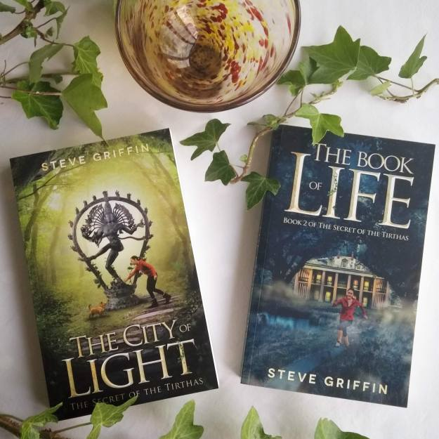 The City of Light book giveaway