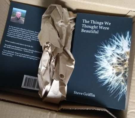 The Things We Thought Were Beautiful Poetry Book - my year in writing