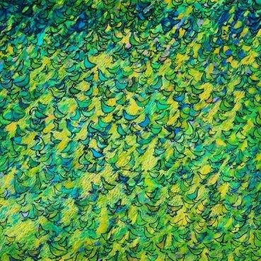 Field of Birds, Jocelyn Merivale artist