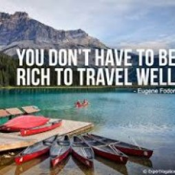 Inpirational travel quotes