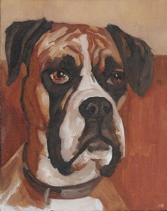 boxer-dog-portrait-oil-painting-steve-beadle-art