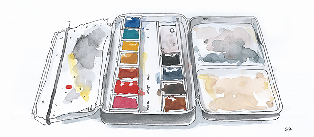paint-tin-ink-watercolour-sketch-steve-beadle-art