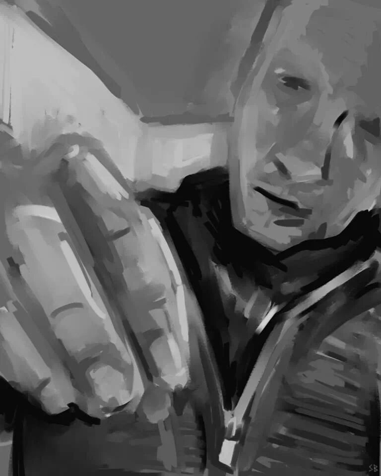 self-portrait-digital-study-painting-steve-beadle-art