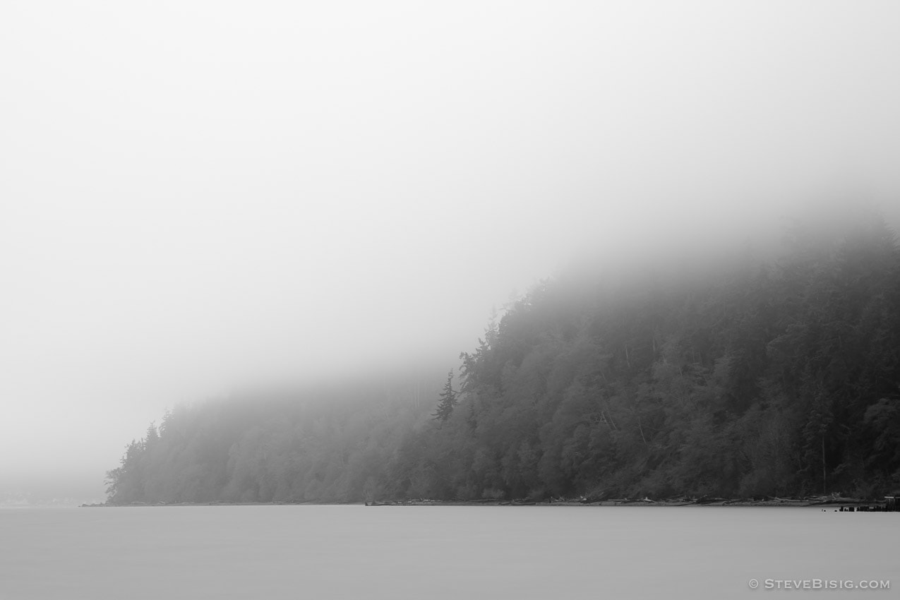 Photography Project: Monochromatic Visions, Whidbey Island, Washington, 2015