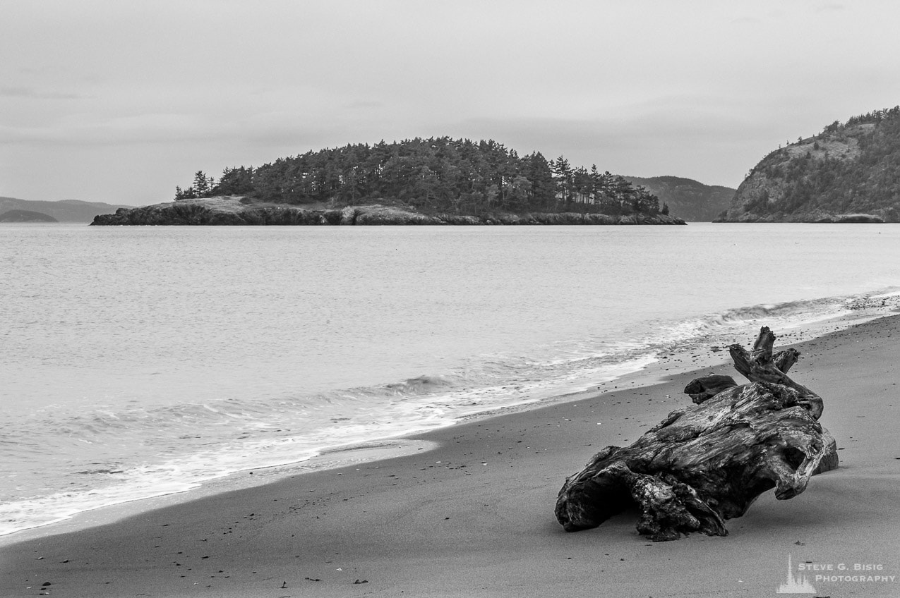 Deception Island, West Point, Deception Pass State Park, Washington, 2015