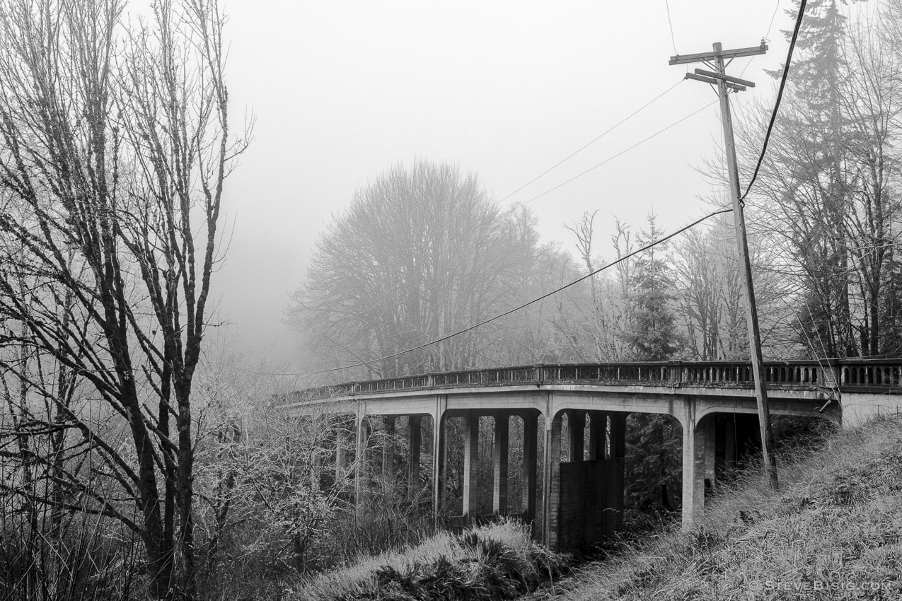 Photography Project: Highway 6, Washington, 2015