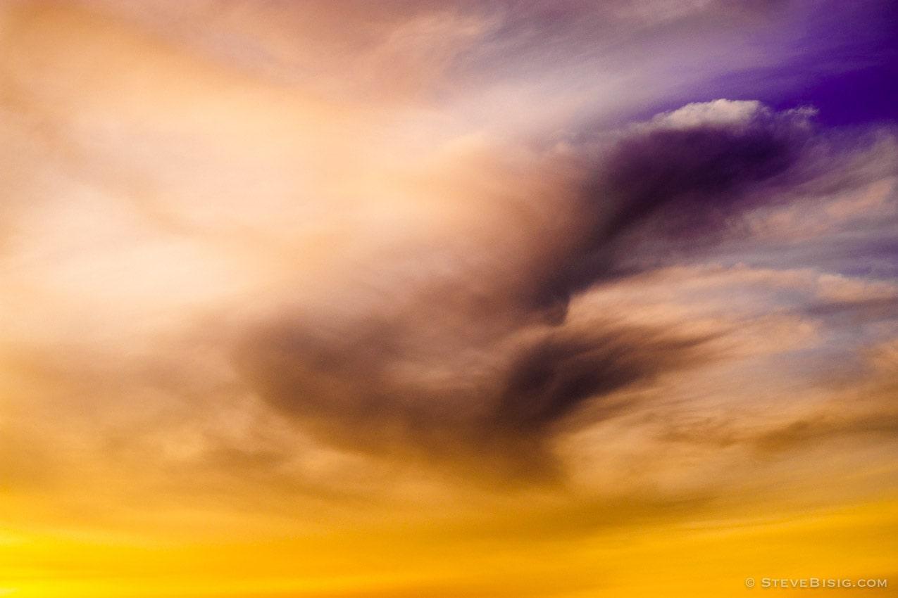 Cloud Abstract No 2, Tacoma, Washington, 2014