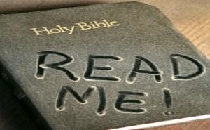 Isn 039 t the BIBLE enough 101 Blog